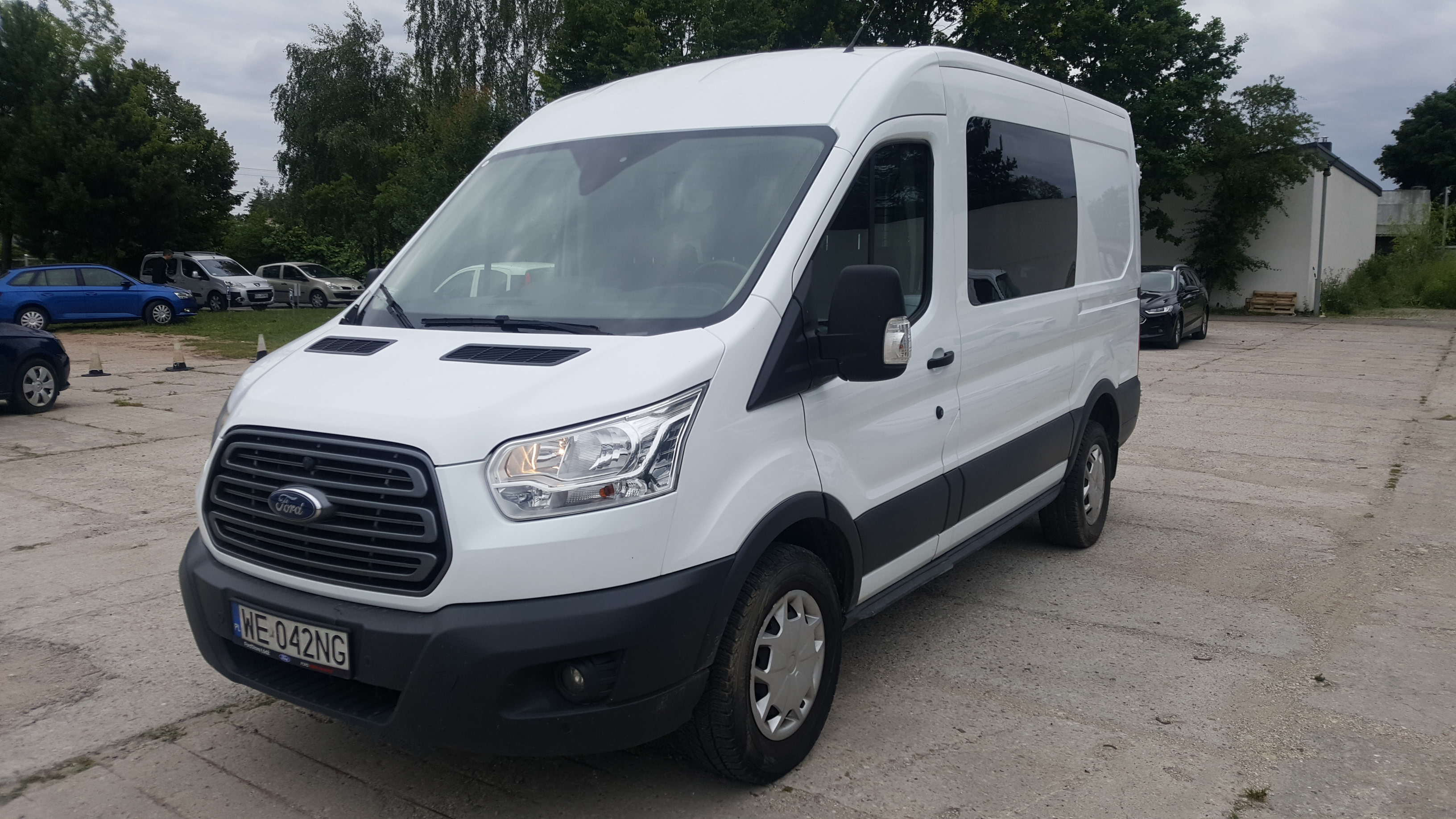 Ford Transit 350 L2H2