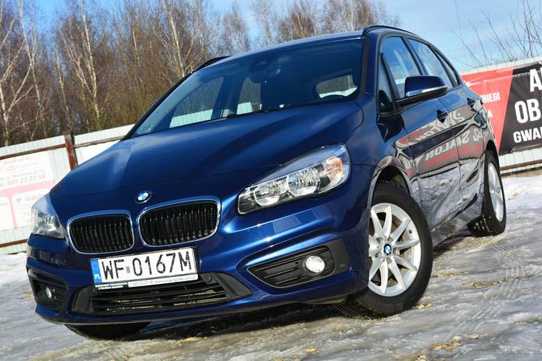 BMW 2 Tourer