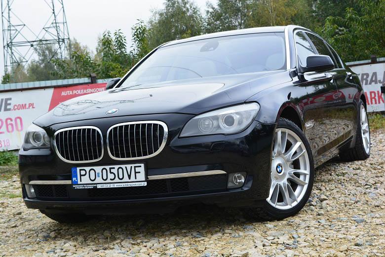 BMW 750i Long