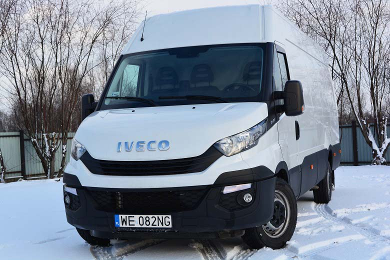 IVECO DAILY 16m3